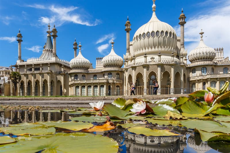 Geography Story: #9 The Royal Pavilion in Brighton, UK