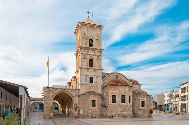 Geography Story: #1 Larnaca, Cyprus