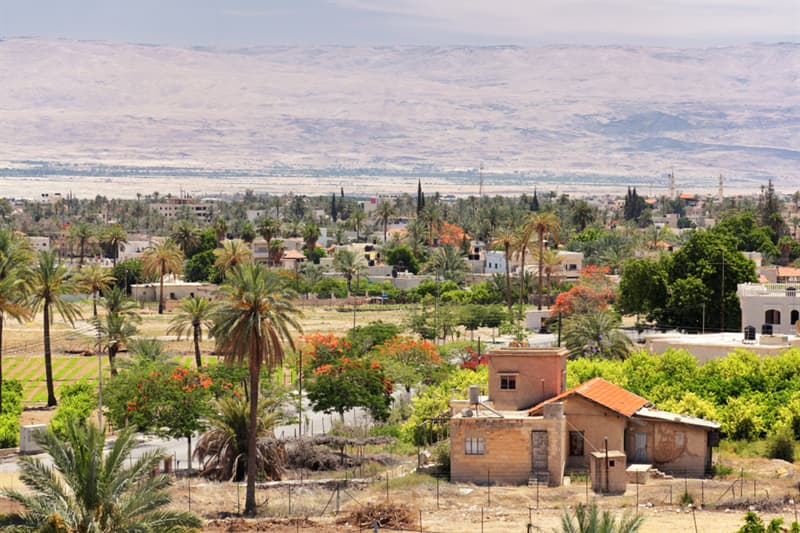 Geography Story: #2 Jericho, West Bank