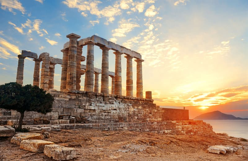 Geography Story: #3 Athens, Greece