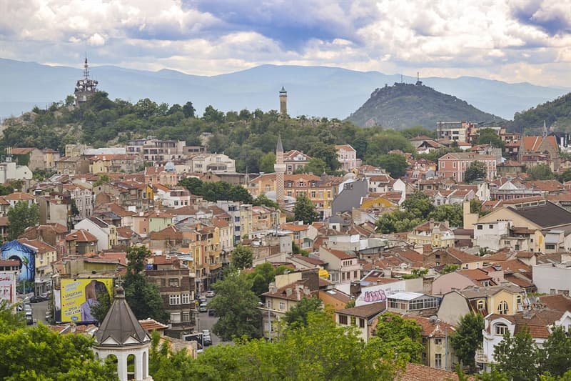 Geography Story: #4 Plovdiv, Bulgaria