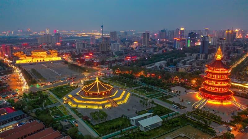 Geography Story: #8 Luoyang, China
