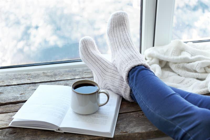 Culture Story: #5 Cozy socks