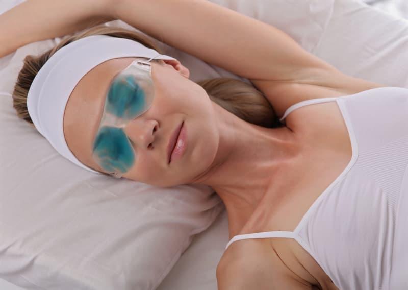 Culture Story: #7 Soothing gel eye mask