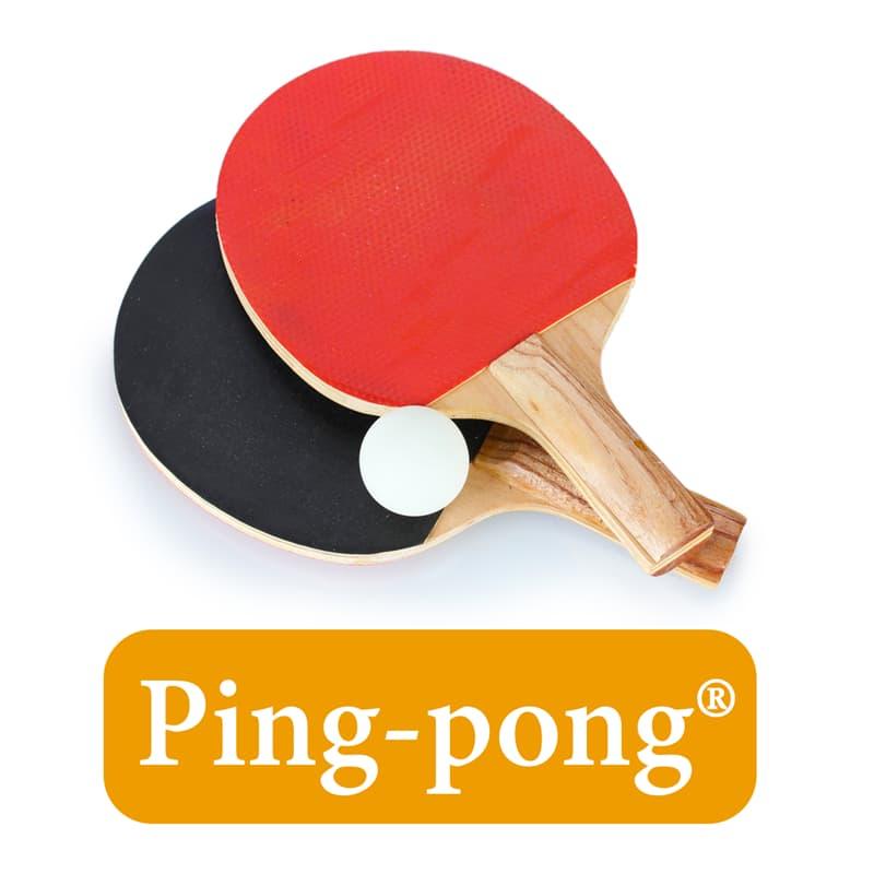 History Story: Ping-pong
