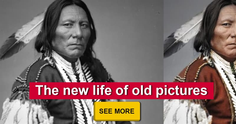 Culture Story: 15 beautifully colorized photos of the past that reveal what life was once like
