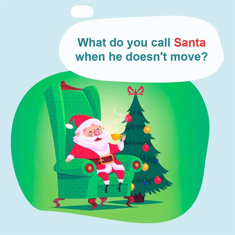 Culture Story: 25 Christmas riddles: prove Christmas is your cup of tea #15