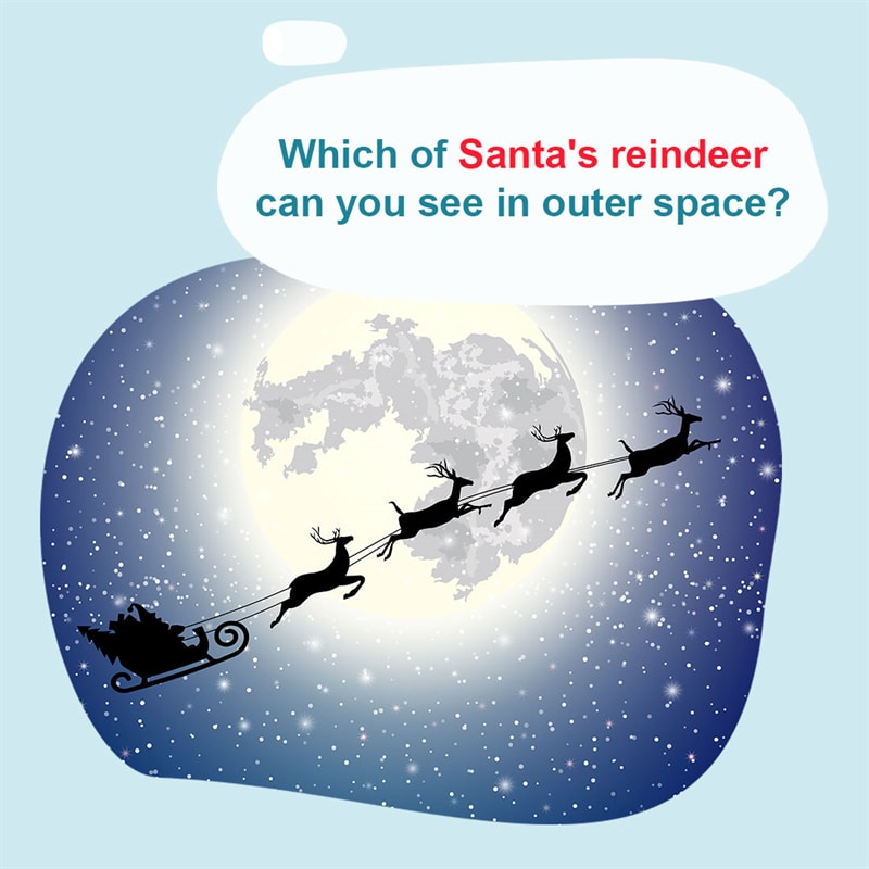 Culture Story: 25 Christmas riddles: prove Christmas is your cup of tea #7