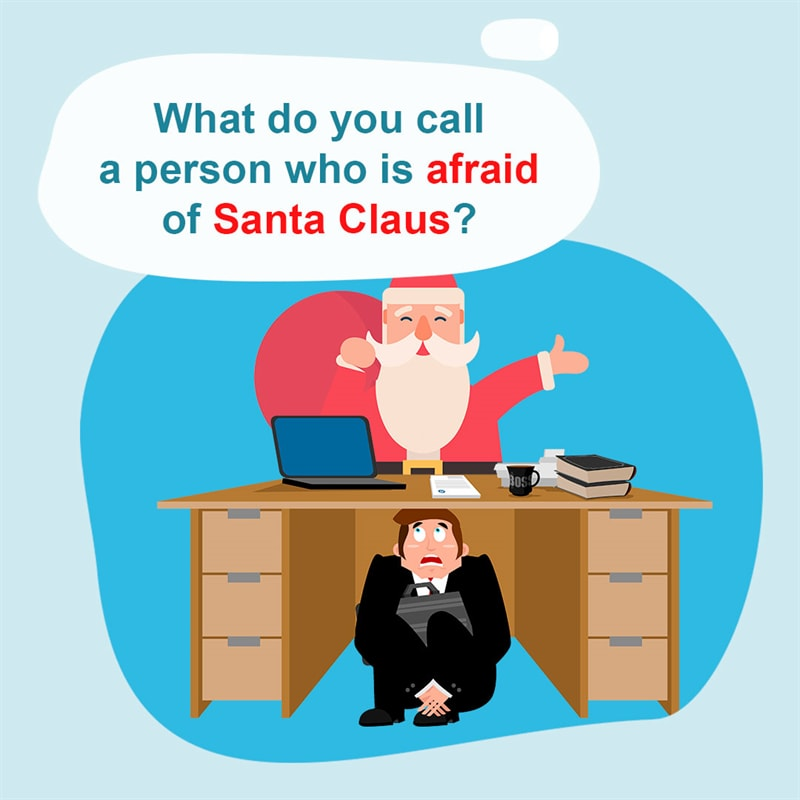 Culture Story: 25 Christmas riddles: prove Christmas is your cup of tea #8