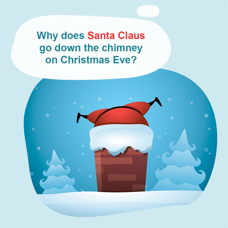 Culture Story: 25 Christmas riddles: prove Christmas is your cup of tea #12