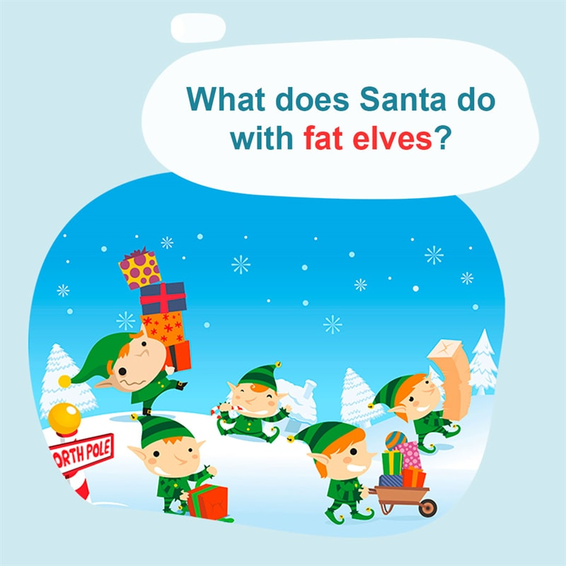Culture Story: 25 Christmas riddles: prove Christmas is your cup of tea #13