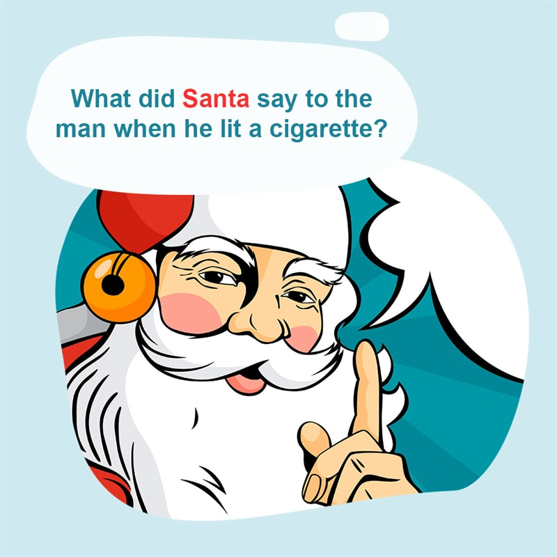 Culture Story: 25 Christmas riddles: prove Christmas is your cup of tea #14