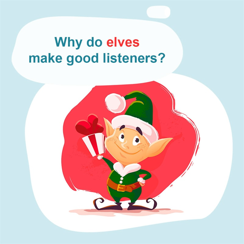 Culture Story: 25 Christmas riddles: prove Christmas is your cup of tea #18