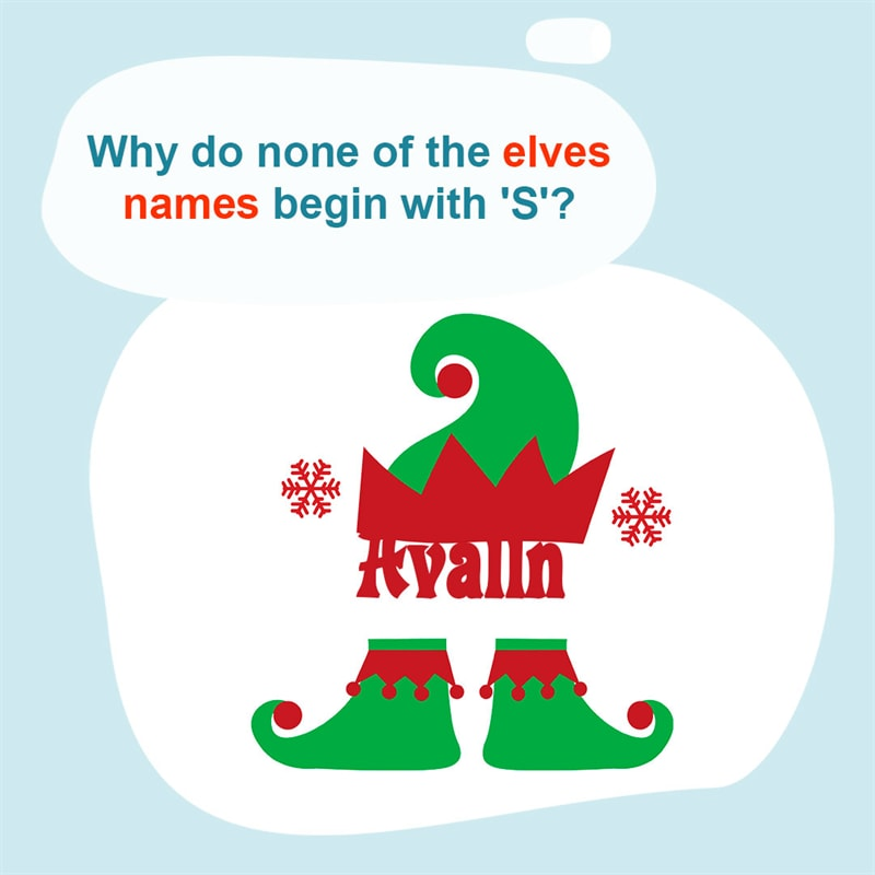 Culture Story: 25 Christmas riddles: prove Christmas is your cup of tea #20