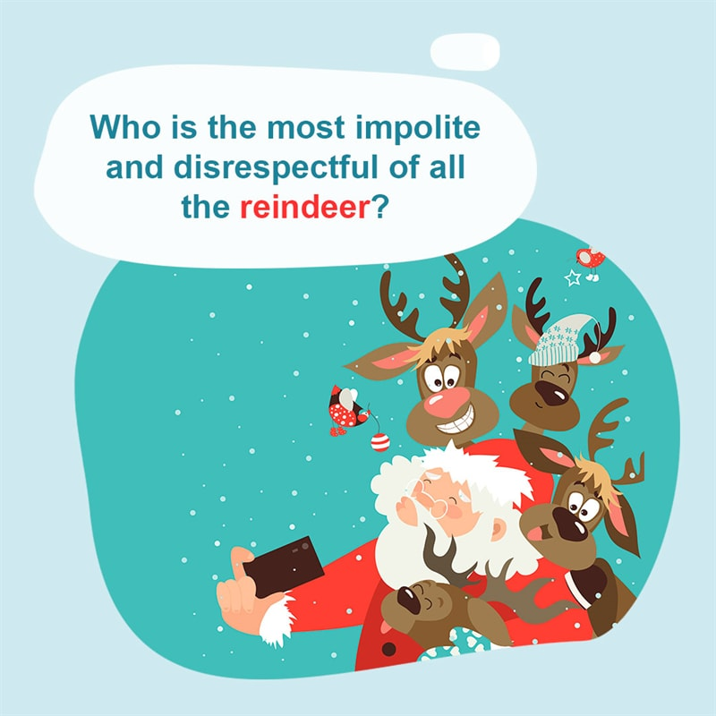 Culture Story: 25 Christmas riddles: prove Christmas is your cup of tea #22