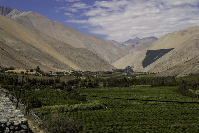 Geography Story: #2 Valle de Elqui