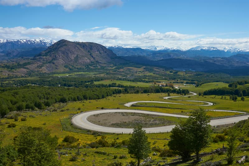 Geography Story: #5 Carretera Austral