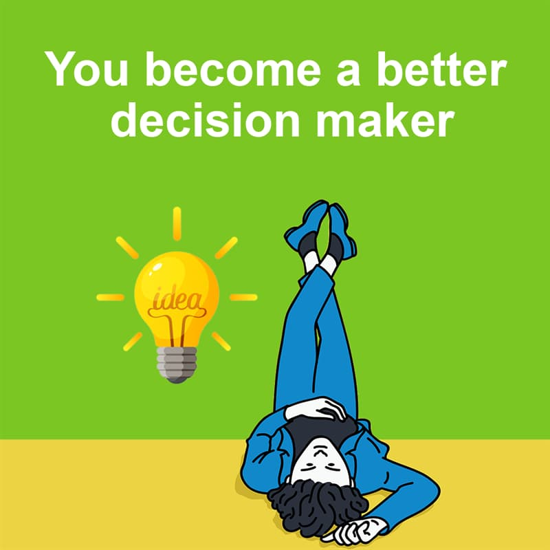 Science Story: Procrastination makes you a better decision maker