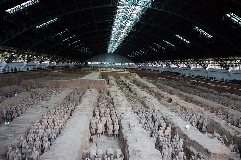Geography Story: #5 Terracotta Army