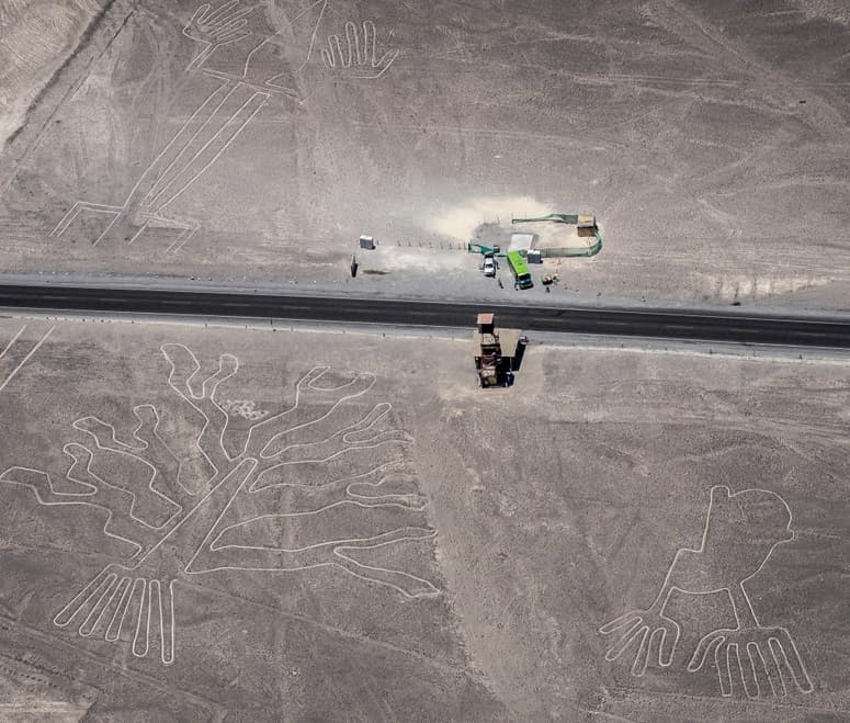 Geography Story: #3 Nazca Lines