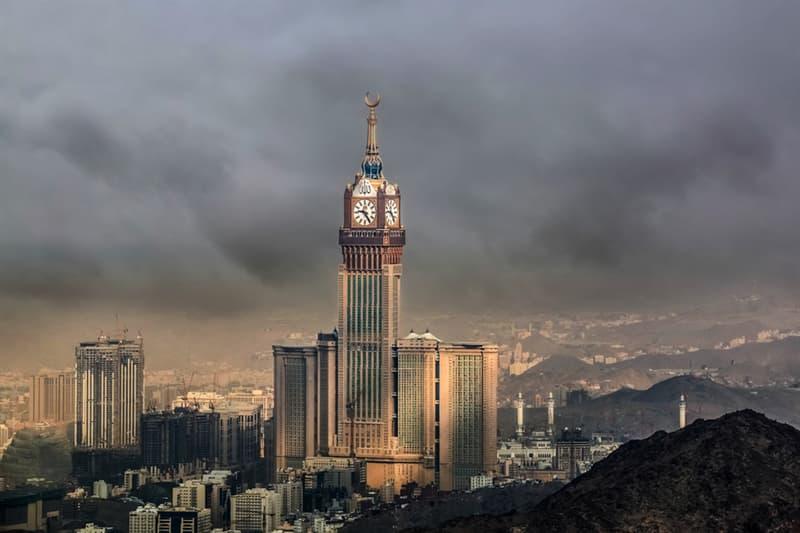 Geography Story: #1 Abraj Al Bait in Mecca, Saudi Arabia