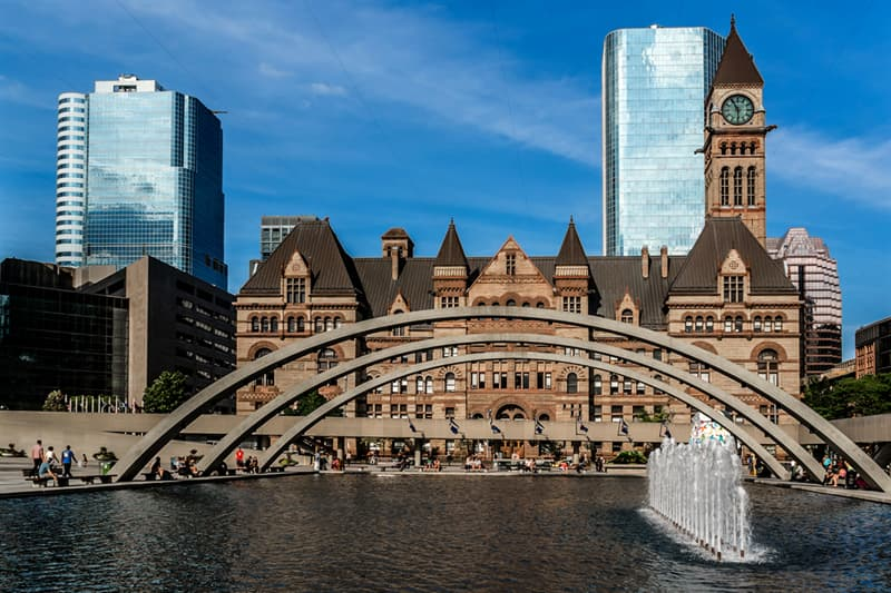Geography Story: #5 Old City Hall in Toronto, Canada