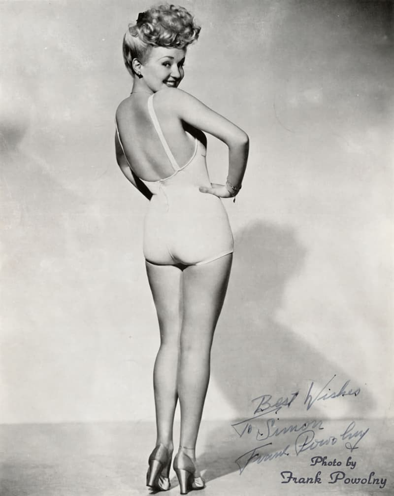 Culture Story: A brief history of pin-up girls