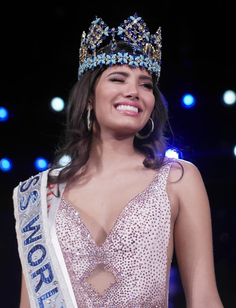 Culture Story: #10 Stephanie Del Valle, Miss World 2016