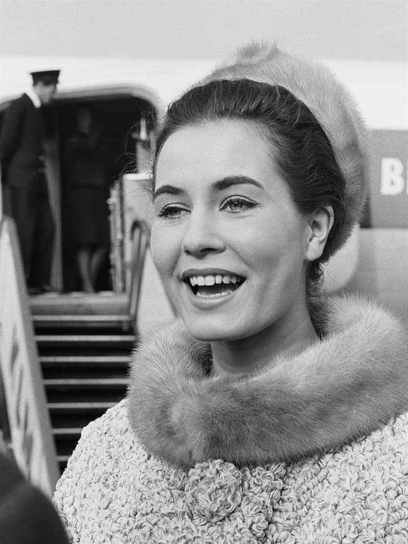 Culture Story: #3 Catharina Lodders, Miss World 1962