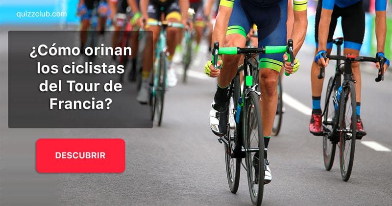 Deporte Historia: ¿Cómo orinan los ciclistas del Tour de Francia?