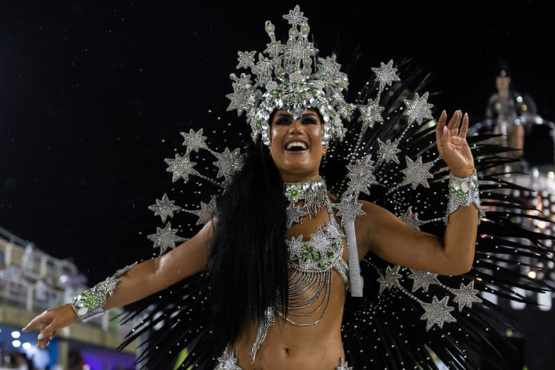 Culture Story: #1 Rio Carnival is the world's biggest carnival