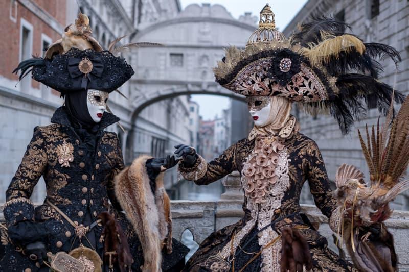 Culture Story: #2 Carnivale Di Venezia in Venice is the most beautiful