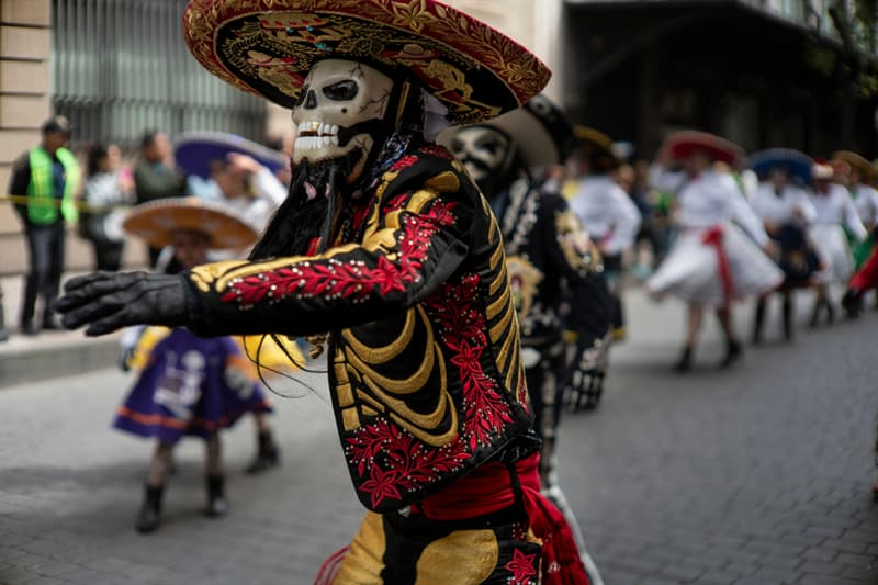 Culture Story: #9 Day of the dead in Mexico is the most spiritual festival