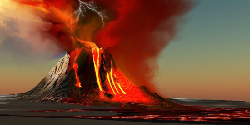Geography Story: #10 Kīlauea is located on Hawaiian Islands