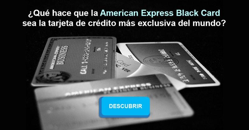 Sociedad Historia: ¿Qué hace que la American Express Black Card sea la tarjeta de crédito más exclusiva del mundo?