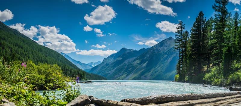 Geography Story: #1 Amazing freshwater lake