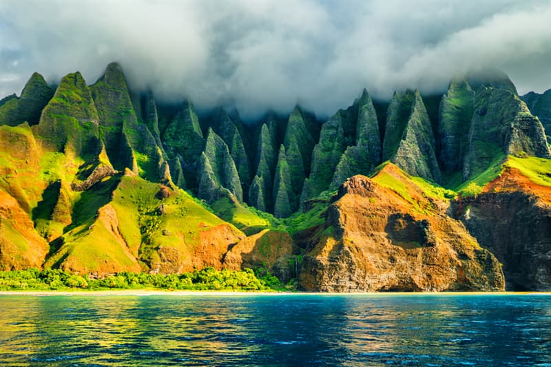 Geography Story: #10 Kauai, Hawaii