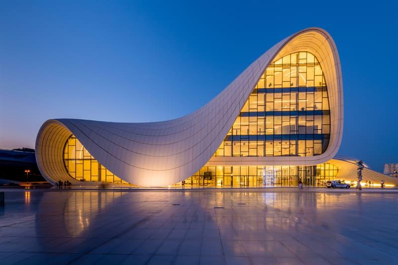 Culture Story: Heydar Aliyev Center, Baku, Azerbaijan (2007-2012)