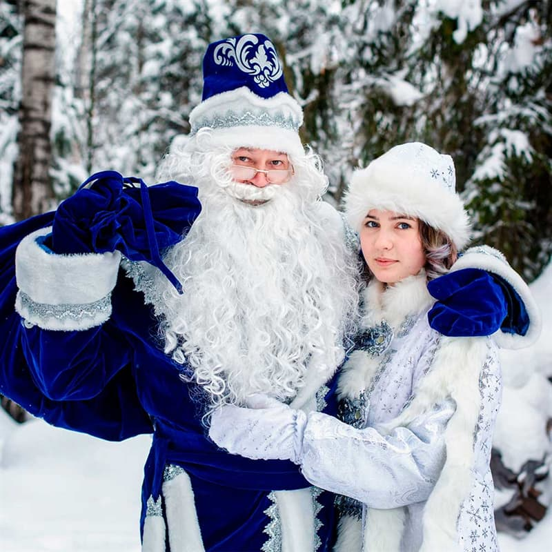 Geografía Historia: #5 Ded Moroz