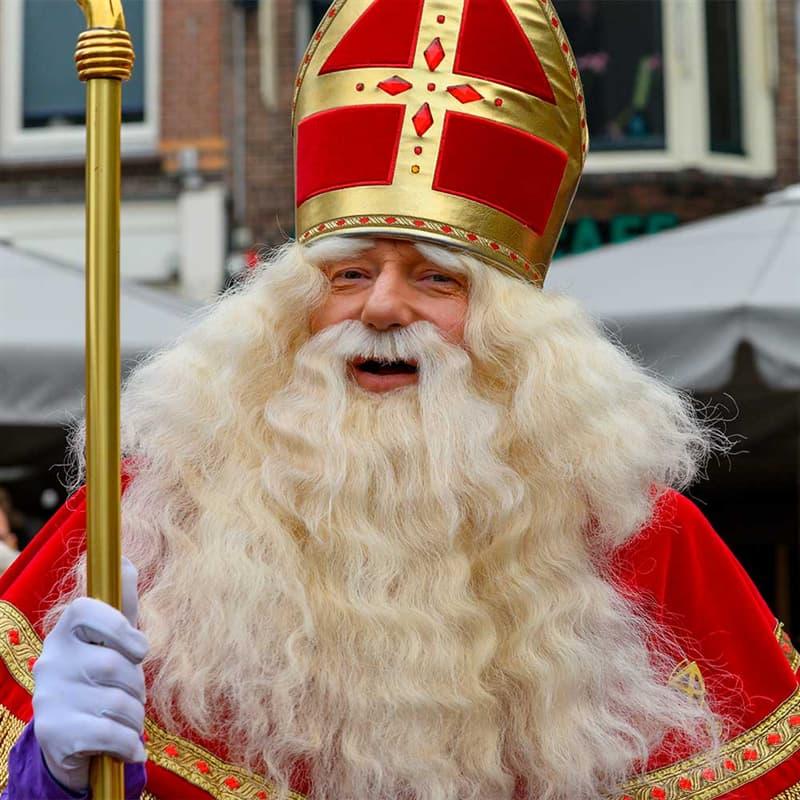 Geografía Historia: #6 Sinterklaas