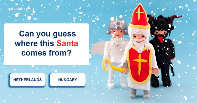 Geography Story: There are more Santas in the world than you think