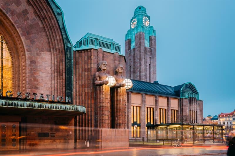 Geography Story: #11 Helsinki Central Railway Station, Finland