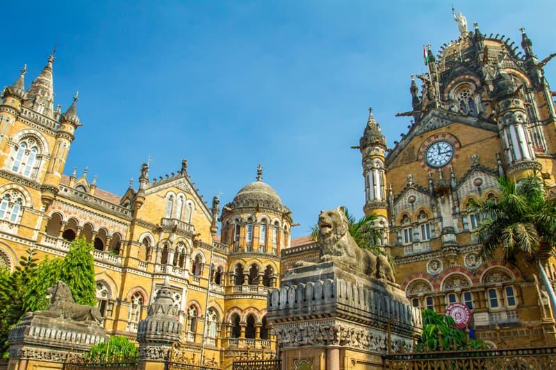 Geography Story: #4 Chatrapati Shivaji Terminus, Mumbai India