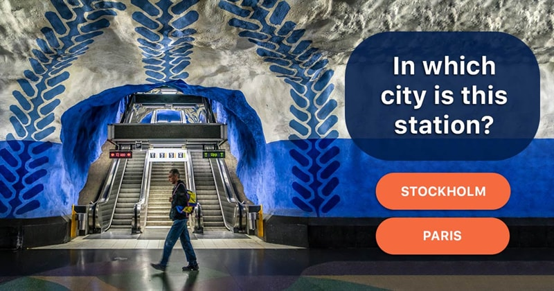 Geography Story: Train stations that look like masterpieces