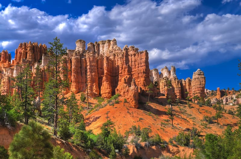 Geography Story: best places to visit if you are an introvert travel destinations Bryce Canyon USA