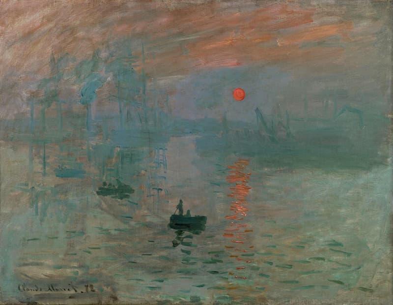 "Culture Story: #13 ""Impression, Sunrise"" by Claude Monet"