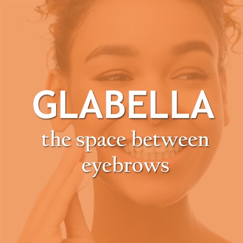 Culture Story: The space between eyebrows - glabella