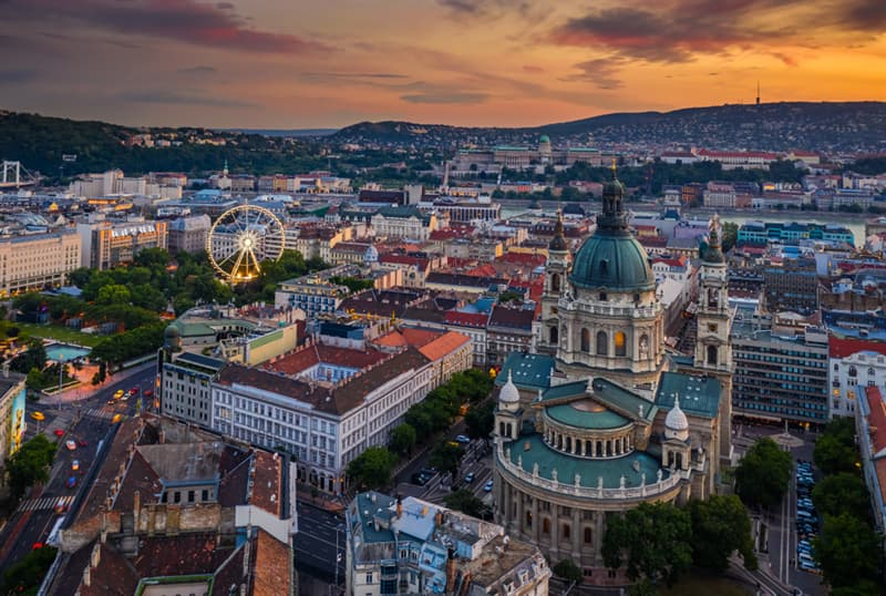 Geography Story: #6 Hungary
