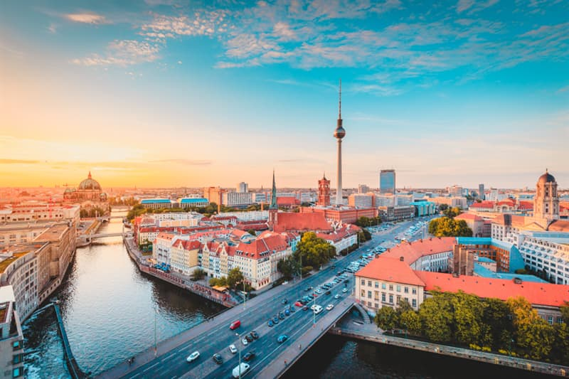Geography Story: #7 Berlin