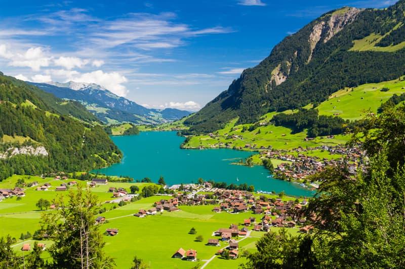 Geography Story: #9 Switzerland